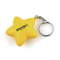 STRESS STAR - Keyring